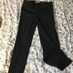 GAP -Black Slacks